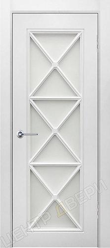 Британия-2 сатинато , дверь межкомнатная с покрытием эмаль, серия эмаль, купить в Саратове по цене производителя