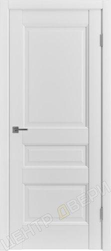 E-3 царговая дверь межкомнатная с покрытием экошпон, серия Emalex, купить по цене производителя в Саратове