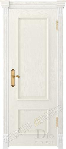 Цезарь-1 - дверь межкомнатная из натурального шпона ТМ DioDoor (ДИОдор) купить в Саратове по цене производителя купить