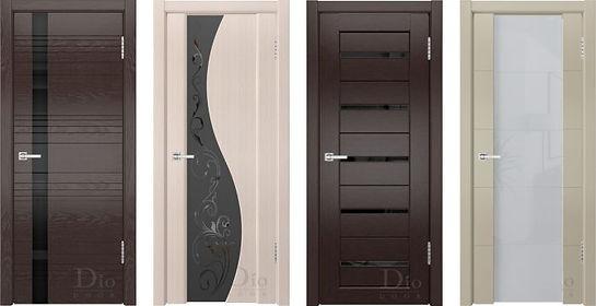 Межкомнатные двери DioDoor серия Moderno, купить двери DioDoor в Саратове