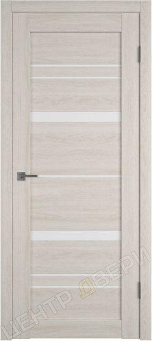 X-25 царговая дверь межкомнатная с покрытием экошпон, серия Atum Pro, купить по цене производителя в Саратове