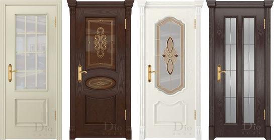 Межкомнатные двери DioDoor серия STORIA, купить двери DioDoor в Саратове