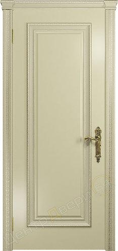 Версаль-5 Декор - дверь межкомнатная из натурального шпона ТМ DioDoor (ДИОдор) купить в Саратове по цене производителя купить