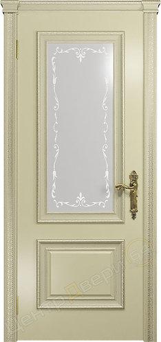 Версаль-1 Декор - дверь межкомнатная из натурального шпона ТМ DioDoor (ДИОдор) купить в Саратове по цене производителя купить
