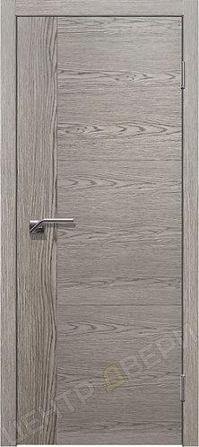 Дания ясень мокко, межкомнатная дверь, экошпон, Центр Двери, купить двери в Саратове