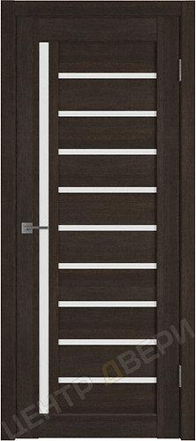 X-11 царговая дверь межкомнатная с покрытием экошпон, серия Atum, купить по цене производителя в Саратове