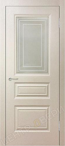 Роял-3 сатин светлый - дверь межкомнатная с антивандальным покрытием ренолит от производителя Верда (Verda) купить в Саратове