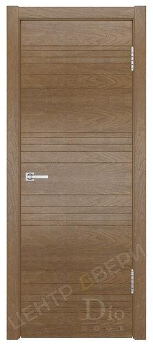 Лайн - дверь межкомнатная из натурального шпона ТМ DioDoor (ДИОдор) купить в Саратове по цене производителя