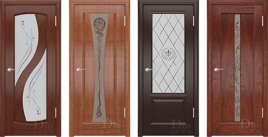Межкомнатные двери DioDoor серия Dio, купить двери DioDoor в Саратове