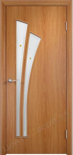Тропико, двери Верда, двери ламинат, двери ламинированные межкомнатные, ламинированные двери купить, дешевые двери Саратов
