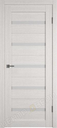 X-7 царговая дверь межкомнатная с покрытием экошпон, серия Atum, купить по цене производителя в Саратове