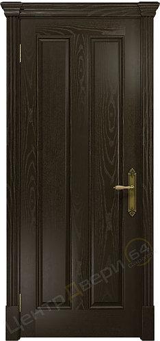 Неаполь - дверь межкомнатная из натурального шпона ТМ DioDoor (ДИОдор) купить в Саратове по цене производителя купить Саратов