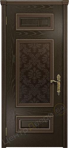 Версаль-4 Мателюкс - дверь межкомнатная из натурального шпона ТМ DioDoor (ДИОдор) купить в Саратове по цене производителя