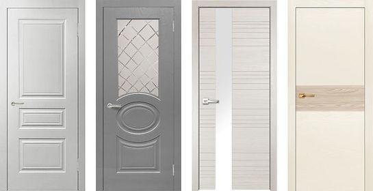 Межкомнатные двери, ламинированные ПВХ пленкой, купить двери ПВХ по цене произврдителя, двери ПВХ купить в Саратове