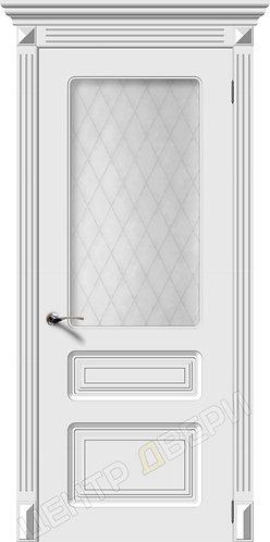 Трио, двери Верда эмаль, двери эмаль белые, двери эмаль купить, двери эмаль каталог, белые двери межкомнатные