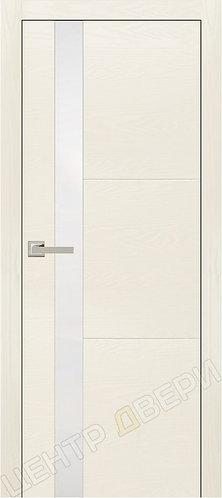 Лестер-2 - дверь межкомнатная с антивандальным покрытием экошпон от производителя Верда (Verda) купить в Саратове
