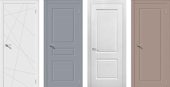 Межкомнатные двери с покрытием эмаль, купить двери эмаль по цене произврдителя, двери эмаль купить в Саратове