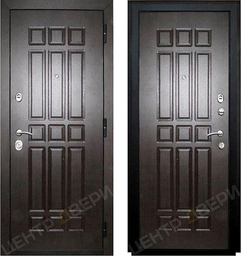 SD Prof-5 Сенатор венге, дверь входная металлическая купить в Саратове