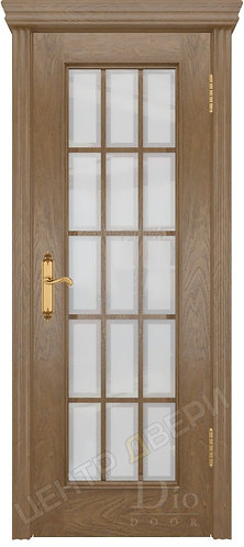 Криста-2 Рамка белое - дверь межкомнатная из натурального шпона ТМ DioDoor (ДИОдор) купить в Саратове по цене производителя