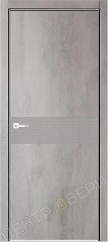Севилья-17 дверь межкомнатная с покрытием эмалит, серия Loyard Севилья, купить по цене производителя в Саратове