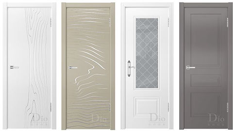 Двери DioDoor коллекци Trend