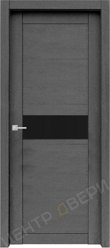 Велюкс 02 черное, двери экошпон, двери экошпон цена, двери экошпон купить, двери экошпон каталог, экошпон двери купить