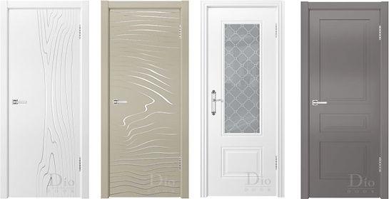 Межкомнатные двери DioDoor серия Trend, купить двери DioDoor в Саратове