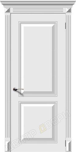 Блюз, двери Верда эмаль, двери эмаль белые, двери эмаль купить, двери эмаль каталог, белые двери межкомнатные