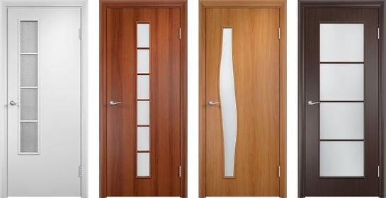 Межкомнатные двери, ламинированные финиш-пленкой пленкой, купить дешевые двери по цене произврдителя, двери эконом купить в Саратове