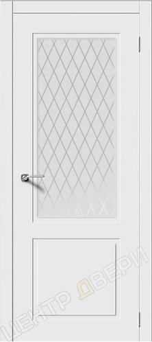 Ноктюрн-Н Кристалл - двери Верда эмаль, двери эмаль купить, двери неоклассика каталог, эмаль серия неоклассика купить