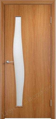 Волна, двери Верда, двери ламинат, двери ламинированные межкомнатные, ламинированные двери купить, дешевые двери Саратов