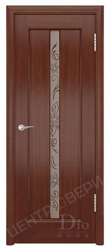 Миланика-2 мателюкс - дверь межкомнатная из натурального шпона ТМ DioDoor (ДИОдор) купить в Саратове по цене производителя