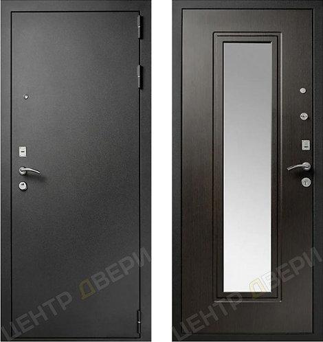 Царское Зеркало Муар - Венге, двери входные, двери входные Саратов, двери входные металлические, входные двери Саратов