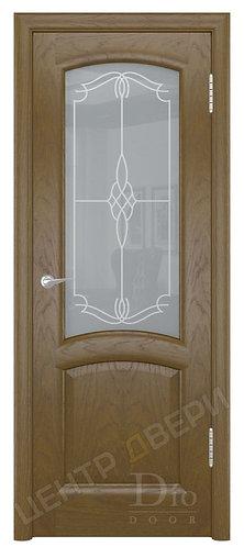 Ровере Корено - дверь межкомнатная из натурального шпона ТМ DioDoor (ДИОдор) купить в Саратове по цене производителя