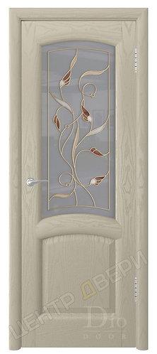 Ровере Ангел - дверь межкомнатная из натурального шпона ТМ DioDoor (ДИОдор) купить в Саратове по цене производителя