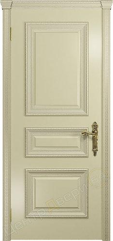 Версаль-2 Декор - дверь межкомнатная из натурального шпона ТМ DioDoor (ДИОдор) купить в Саратове по цене производителя купить