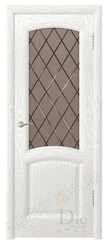 Ровере Англия - дверь межкомнатная из натурального шпона ТМ DioDoor (ДИОдор) купить в Саратове по цене производителя