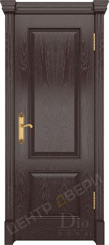 Криста-1 - дверь межкомнатная из натурального шпона ТМ DioDoor (ДИОдор) купить в Саратове по цене производителя