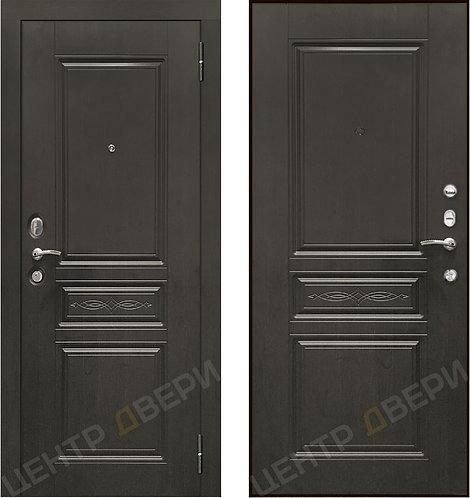 SD Prof-10 Троя - Венге, двери входные Саратов, двери входные металлические, входные двери Саратов, металлические двери