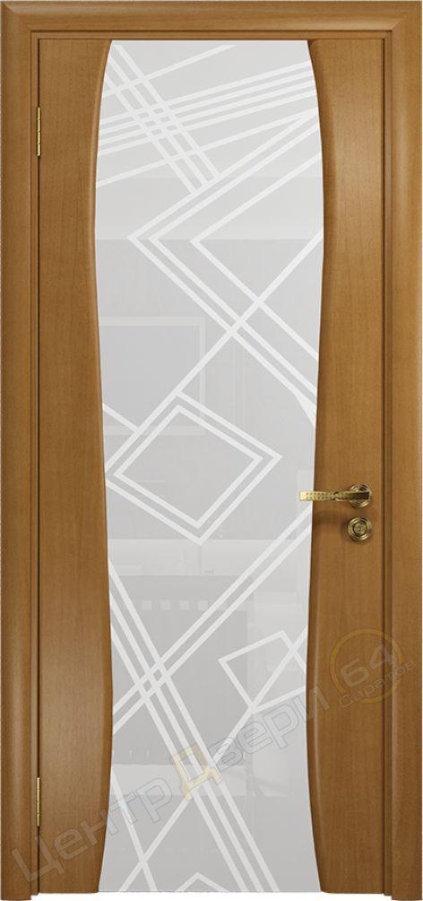 Портелло-2, двери ДиоДор, двери DioDOOR, двери шпон, двери шпонированные межкомнатные, шпонированные двери, Двери Саратов