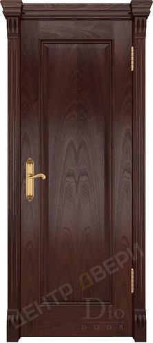 Криста-2  - дверь межкомнатная из натурального шпона ТМ DioDoor (ДИОдор) купить в Саратове по   цене производителя