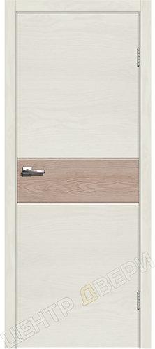 Даллас-1 лиственница натуральная, межкомнатная дверь, экошпон, Центр Двери, купить двери в Саратове