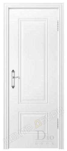 Контур-1 - дверь межкомнатная с покрытием эмаль серия неоклассика ТМ DioDoor (ДИОдор) купить в Саратове по цене производителя