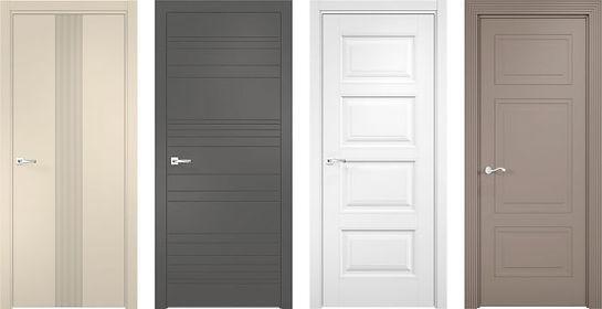 Межкомнатные двери с покрытием эмалит, купить двери эмалит по цене произврдителя, двери эмалит купить в Саратове
