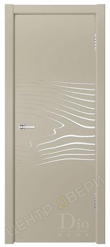 Гринвуд-2 патина серебро - дверь межкомнатная с покрытием эмаль ТМ DioDoor (ДИОдор) купить в Саратове по цене производителя