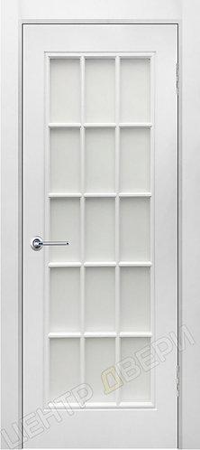 Британия-1 сатинато, дверь межкомнатная с покрытием эмаль, серия эмаль, купить в Саратове по цене производителя