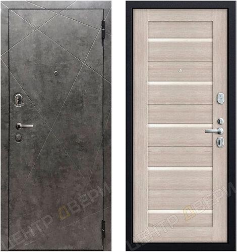 SD Prof-10 Вектор, двери входные Саратов, двери входные металлические, входные двери Саратов, металлические двери Саратов
