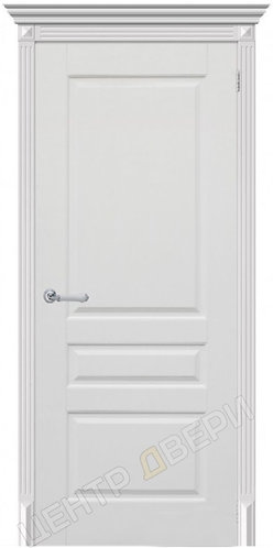 Челси 04 дверь межкомнатная с покрытием эмаль, серия Verda эмаль, купить по цене производителя в Саратове