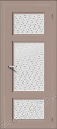 Увертюра-Н Кристалл - двери Верда эмаль, двери эмаль купить, двери неоклассика каталог, эмаль серия неоклассика купить