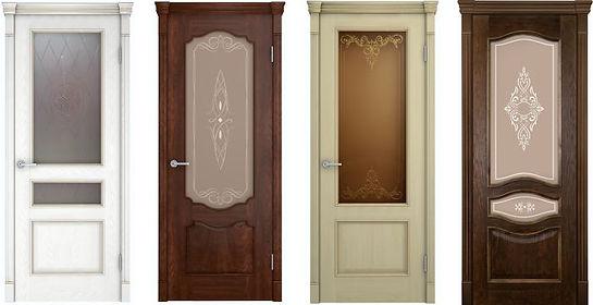 Межкомнатные двери с покрытием шпон, купить двери шпон по цене произврдителя, двери шпон купить в Саратове